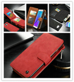 50pcs CaseMe Luxury leather Phone Case For Samsung Galaxy note 5 High Quality Wallet Cover with
