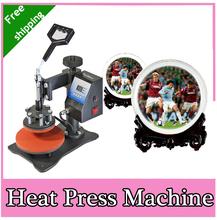 Digital Plate Heat Press Machine print on plate DX-903