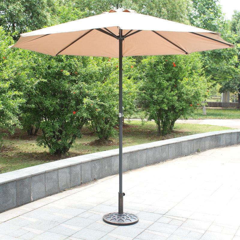 8 bone 2.7 m in the column umbrella sun outdoor patio<br><br>Aliexpress