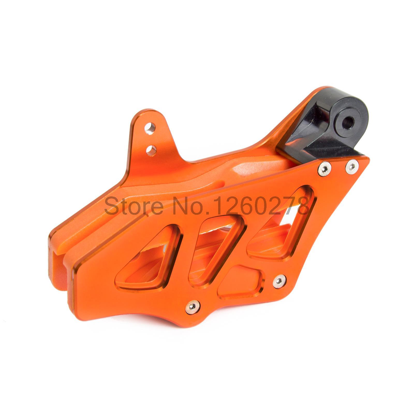 Купить ЧПУ Направляющая Цепи Подходит Для KTM 690 ENDURO R/ABS 690 SMC/R/ABS 2010 2011 2012 2013 2014