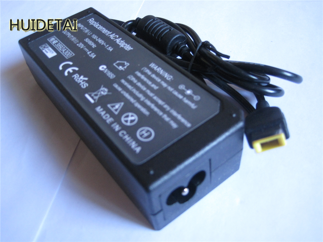 20v 4 5a 90w Universal Ac Adapter Battery Charger For
