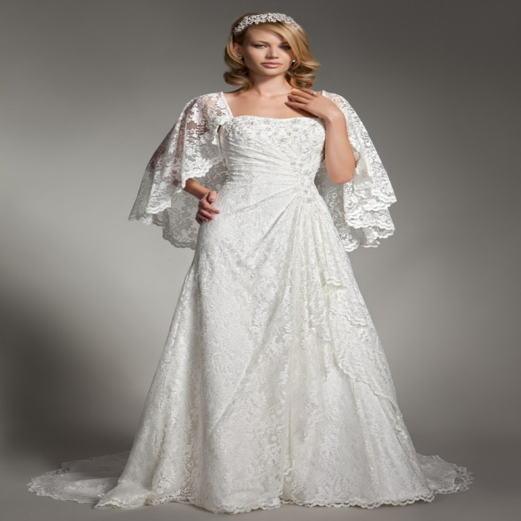 Buy 2015 plus size boho wedding dresses for Bohemian white wedding dress