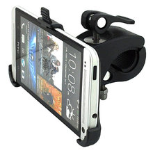 Motor Bike Phone Holder Stand for HTC One M7 801 801e Handlebar GPS Sport Car Mount Free Shipping N(China (Mainland))