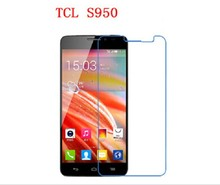 10x Clear Glossy LCD Screen Protector Guard Cover Film Shield For TCL idol X S950 / TCL S950
