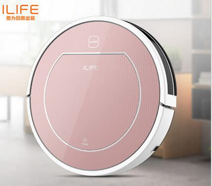 NEW ILIFE 2 in 1 Robot Vacuum Cleaner for Home Wet and Dry Clean Large Water Tank Double Filter,Ciff Sensor V7S ROBOT ASPIRADOR(China (Mainland))