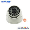 Smar 2MP IP Camera 1080P H 264 24pcs leds 3 6mm Lens Securiy Dome HD Network