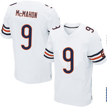 Men's #9 Jim McMahon Elite White Jersey 100% stitched(China (Mainland))