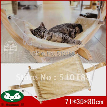 Cat hammock cat furniture pet toy the cat mat pet bed