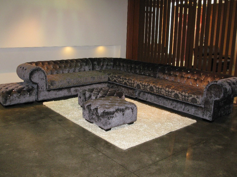 North European style furniture/simple/modern/cloth sofa/coffee shop decoration sofa/chesterfield sofa(China (Mainland))