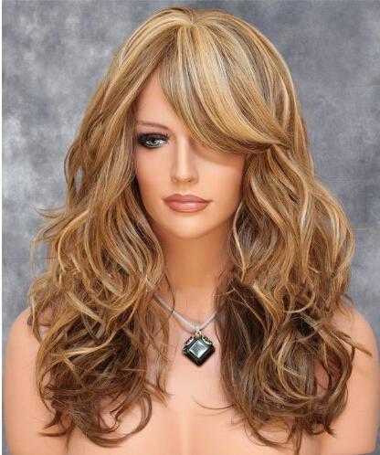 Парик из искусственных волос Superwig pelucas парики из искусственных волос где