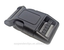 """Superior 5/8"""" side quick release ajustable 1 inch plastic belt buckle for pet collar(China (Mainland))"""