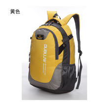 Hot Sale 11 Colors 2015 New Style fashion casual sport double shoulder travel backpack for women