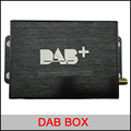 External Digital Radio box for car DVD gps player DAB for car DVD GPS PLAYER Wince