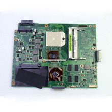 For Asus K52DR rev2.2 Motherboard A52D X52D notebook mainboard HD5470 with 512M VRAM 4 pcs Graphics Memory Cards DDR3 tested(China (Mainland))