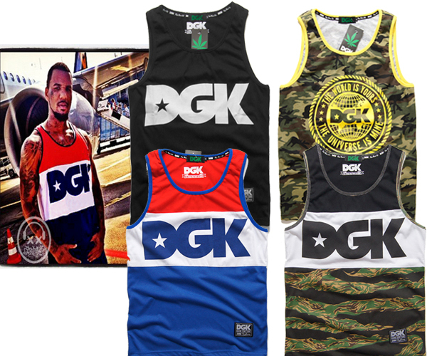 Swag baseball Bones bone Skateboard DGK t-shirt Basketball t shirt tshirt moleton DGK clothing Camouflage men tee basketball(China (Mainland))