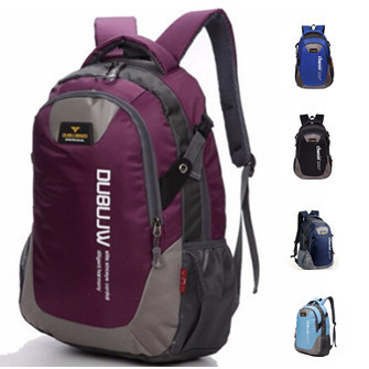 2015 fashion women backpack casual men's backpack sport school backpack travel laptop nylon backpack(China (Mainland))