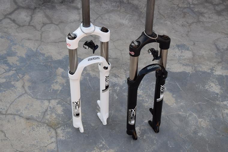 Велосипедная вилка из Китая