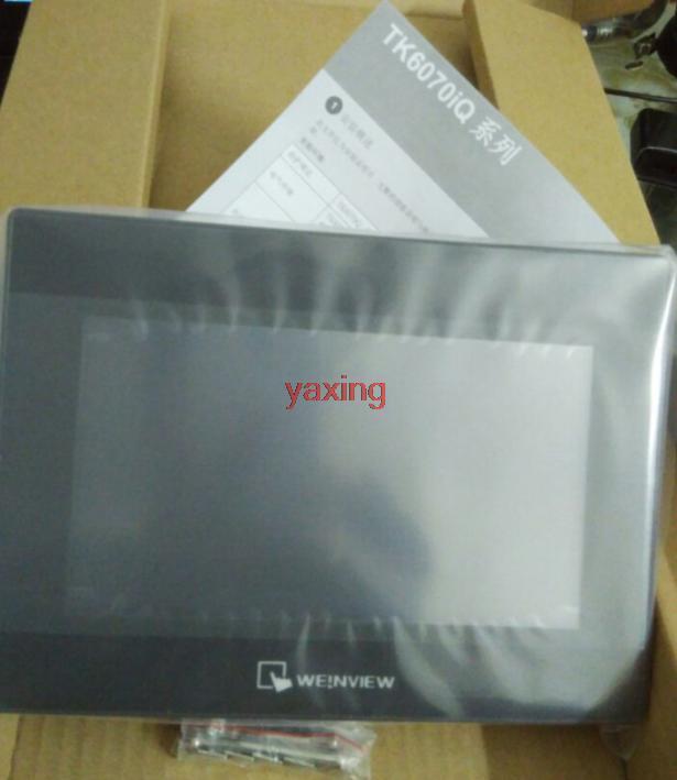 "Фотография TK6070iQ HMI 7"" TFT 800*480 USB Host with Programing Software 1 Year Warranty"