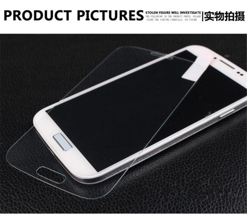 Premium 0.26mm 2.5D 9H Tempered Glass Film Explosion Proof Screen Protector for Samsung Galaxy S3 S4 S5 S6 S3mini S4mini S5mini