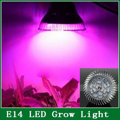 Full spectrum LED Grow light 18W E14 /E27/GU10 LED Grow lamp bulb for Flower plant Hydroponics system AC 85V 110V 265V grow box(China (Mainland))