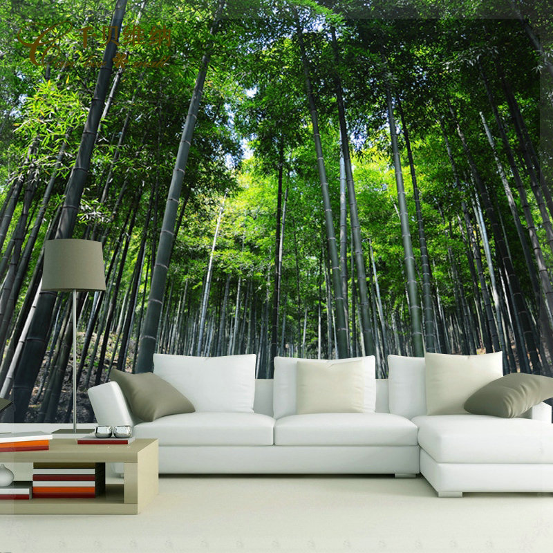 Wallpaper pvc picture more detailed picture about living for 3d wallpaper for living room india