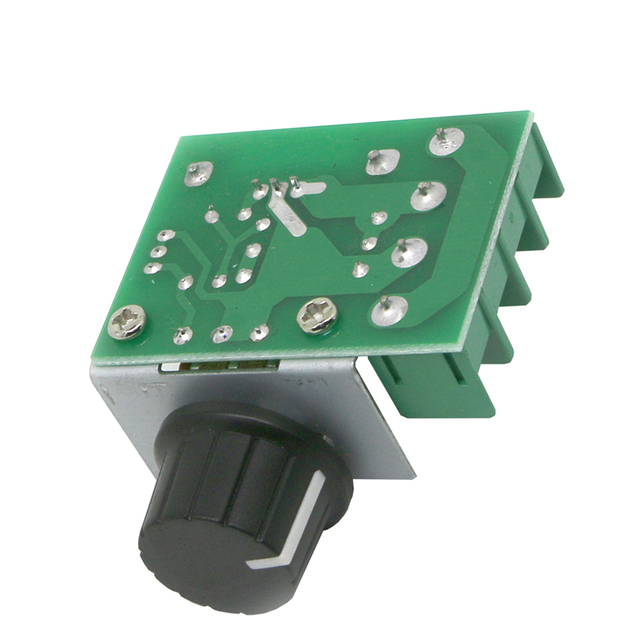 2000w High Power Thyristor Dimmer Electronic Voltage Regulator for Temperature Control