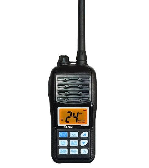IP-X7 Waterproof VHF Handheld Marine Transceiver+Free Shipping(China (Mainland))