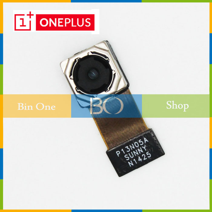 Original 13.0 MPX Digital Back Camera Flex Cable For Oneplus One 1+ A0001 Free Shipping + Tracking Number