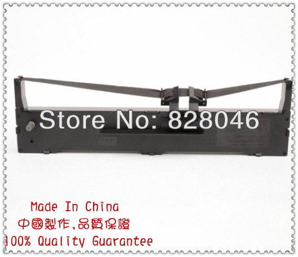 Free Shipping Printer Ribbon For Epson Ribbom LQ-590K FX-980K Printer,Belt For Epson Ribbon Parts, For Epson LQ 590K FX 980 Belt(China (Mainland))