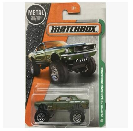 Matchbox Cars Sheriff Metal Diecast 1:64 toy model miniatures cars Mustang POLICE children christmas gift(China (Mainland))