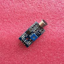 3pin Voice Sound Detection Sensor Module for Arduino DIY Intelligent Smart Vehicle Robot Helicopter Airplane Aeroplane Boart Car(China (Mainland))