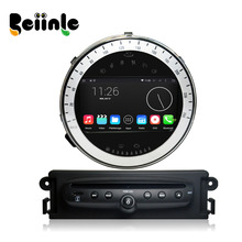 Beiinle 1024*600 16G  QUAD CORE Android 4.4.4  Car 2 Din DVD GPS Radio Stereo Navi for BMW Mini Cooper After   2006-2013Year(China (Mainland))