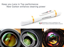 NEW Lenspen Cleaning Pen within New Invisible Carbon for Canon Nikon & Other fine Optics Type 100% Original (China (Mainland))