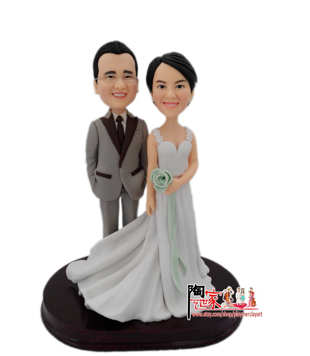 buy personalized wedding cake topper custom wedding cake topper make from your. Black Bedroom Furniture Sets. Home Design Ideas
