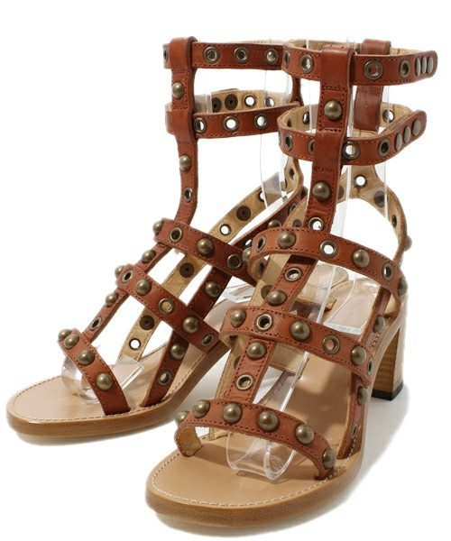 Newest Sexy High Heels Summer Style Rivets Hollow Square Mix Multi Band Adjustment Catwalk Boots Fashion Sandals Shoes Woman<br><br>Aliexpress