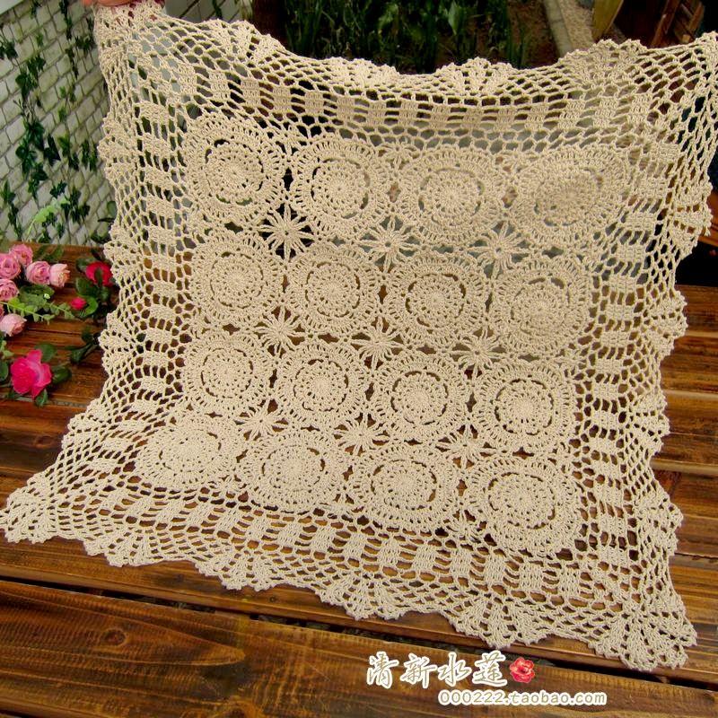 Fashion-design-hook-needle-crochet-sofa-cover-100-cutout ...