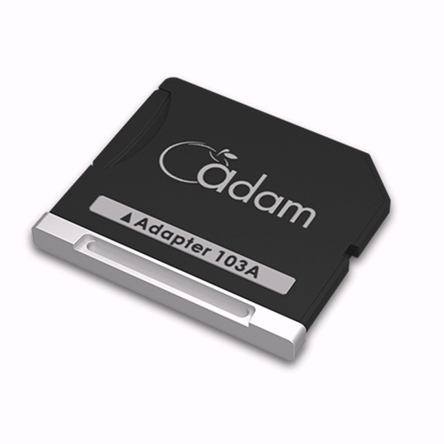 """Adam hub card adapter Elements ultra fit Drive SDHC for Micro SD Adapter sd Reader for Macbook Air 13""""Sliver HK309(China (Mainland))"""