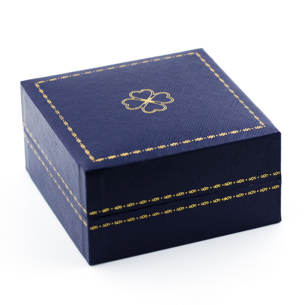 2pc kflk 2014 new hot blue cufflink box gift storage case. Black Bedroom Furniture Sets. Home Design Ideas