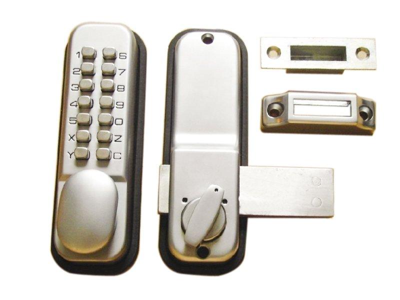 Free Shipping Keyless Digital Door Locks(sliding bar)(China (Mainland))