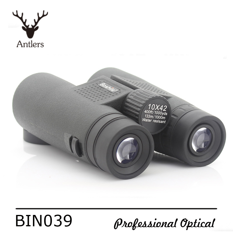 Boshile Pocket binoculars 10x42 zoom professional binoculars telescope antifog for birdwatching Hunting Travelling