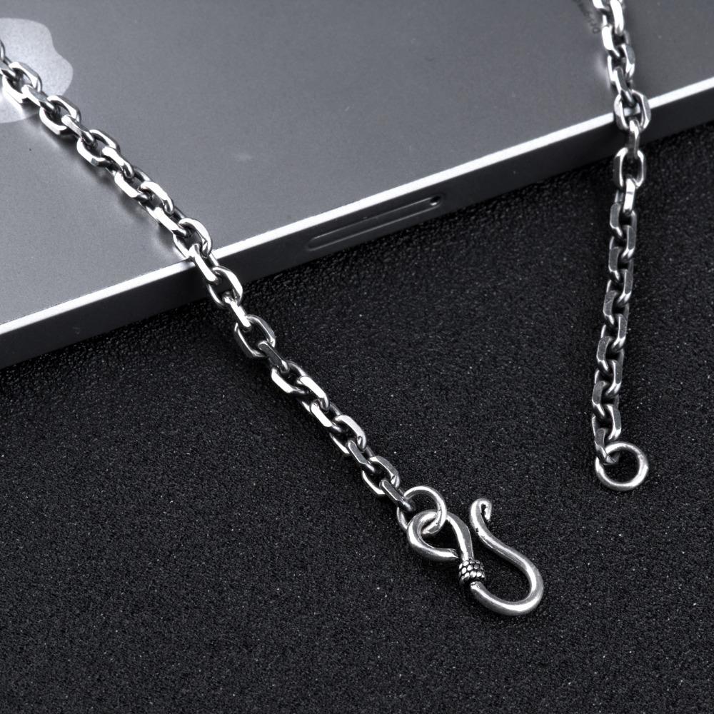 necklace men silver 925