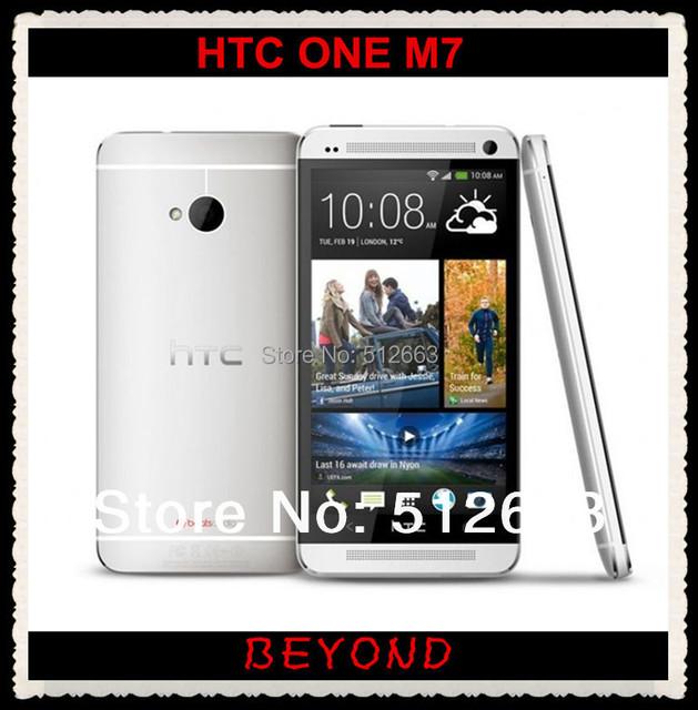 """Мобильный телефон HTC один, разблокированный GSM 3 G и 4 G Android четвёрка - ядро один M7 32 гб 4,7 """" wi-fi GPS 4MP прямая поставка"""
