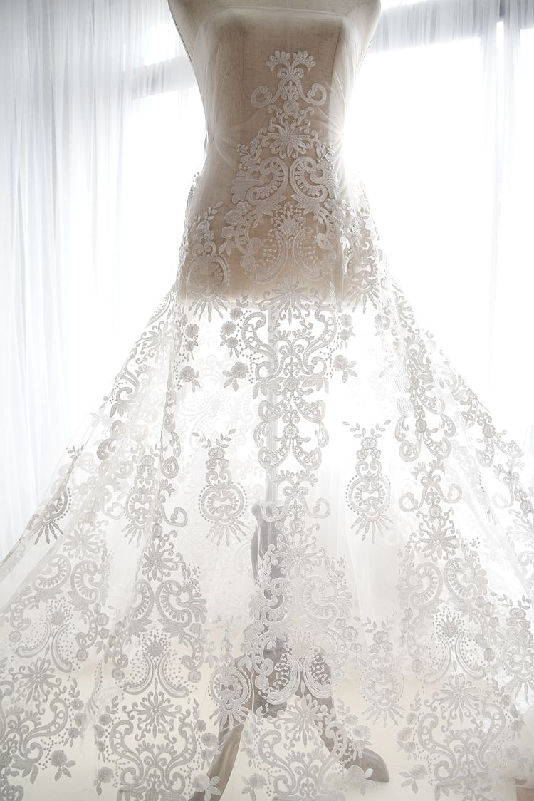 Tulle Fabric Wedding Decorations Online Get Cheap Wedding Decorations Tulle And Mesh Materials