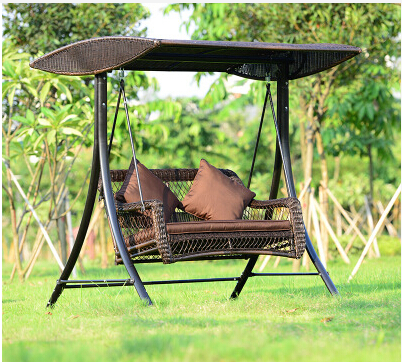 Popular garden hanging chair buy cheap garden hanging - Rocking chair jardin ...