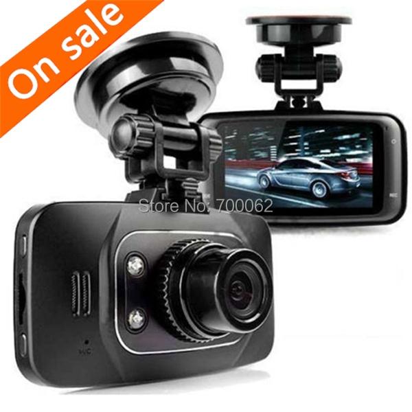 "Original Novatek GS8000L Full HD 1080P 2.7"" Car DVR Vehicle Camera Video Recorder Dash Cam G-sensor HDMI Night Vision Black Box(China (Mainland))"