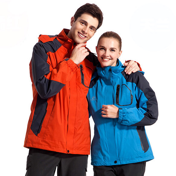 outdoor men and wemen One or two to three pieces of a suit of couples with a couple of wind proof and waterproof jackets 3109<br><br>Aliexpress