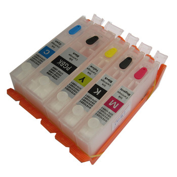 PGI-550 cli-551 pgi550 refillable ink cartridge For CANON IP7250 MG5450 MX925 MG5550 MG6450 MG5650 MG6650 IX6850 MX725 MX925