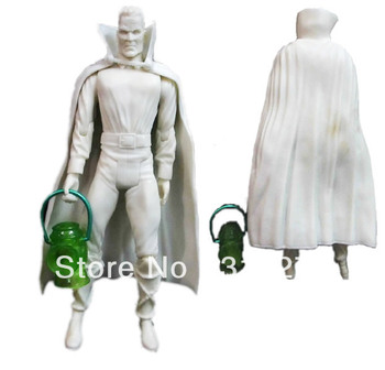 "Wholesale/Retail Free Shipping FS Justice League America Green Lantern JSA White 7"" Action Figure Loose"