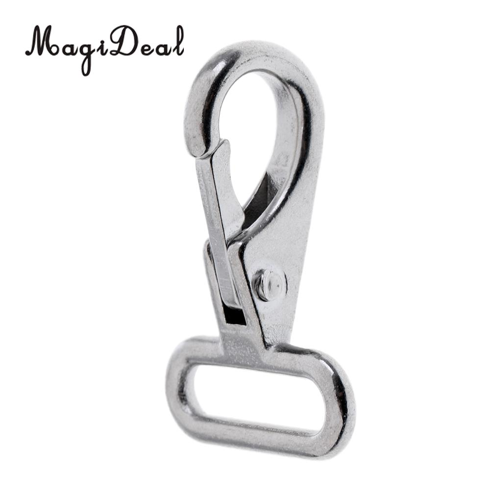 Safety Marine Boat Rail Snap Hook Clip Connector Sailing Rigging Accessories