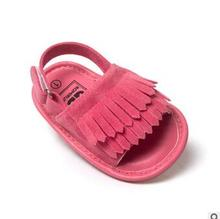 quality tassel baby shoes sandals fringe baby moccasins toddler soft kids moccs baby shoes kids sandals boys girls shoes 2016(China (Mainland))